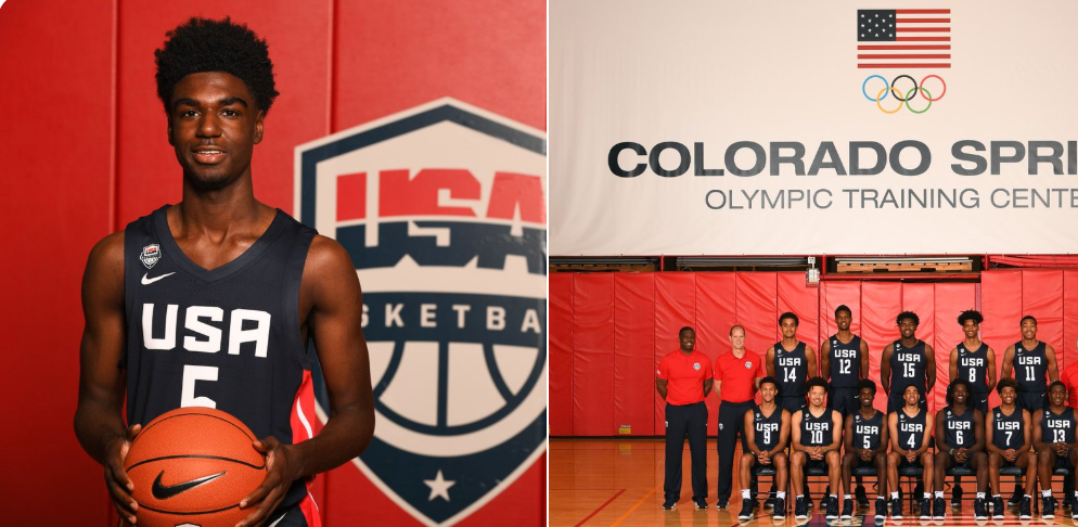 Kira Lewis Selected for USA Men's Basketball U19 World Cup Team