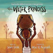 The Water Princess Book Cover Image