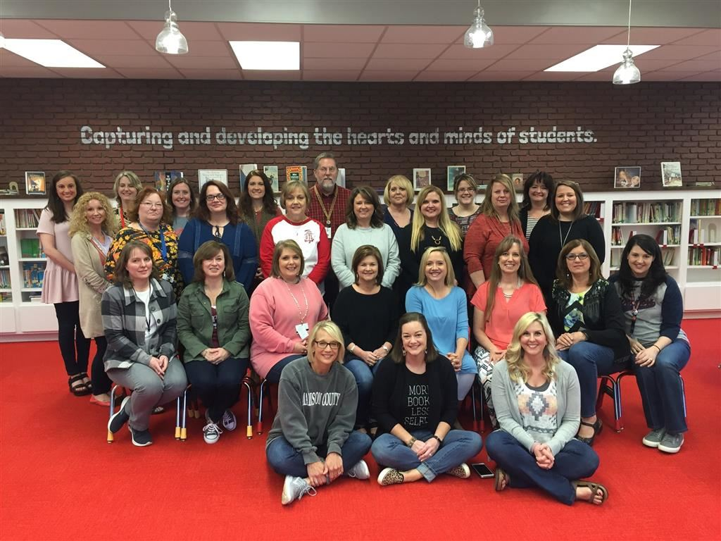 Picture of the Madison County Library Media Specialists