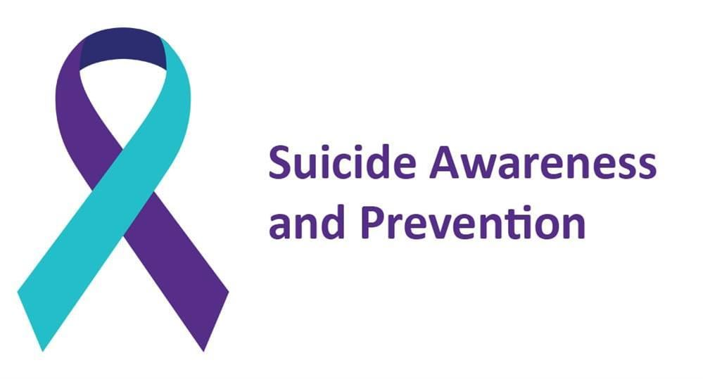 September 8-14: Suicide Prevention Week