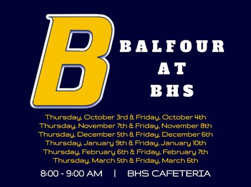 Balfour at BHS