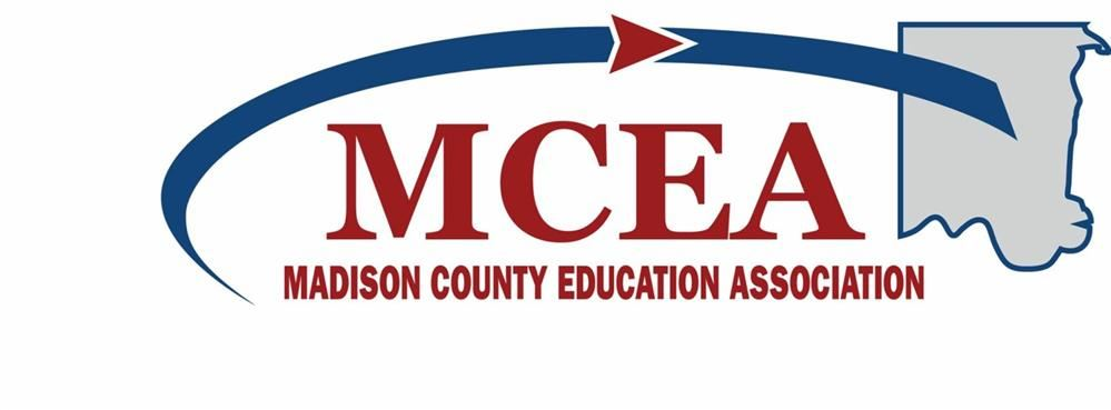 Madison County Education Association Logo